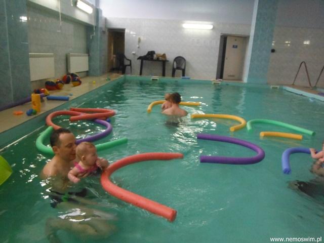 Pływanie niemowląt 2017 - sobota